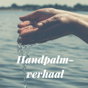 Handpalmverhaal; flash fiction