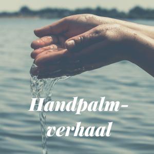Handpalmverhaal; flash fiction